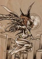 Batgirl 2011 by dichiara