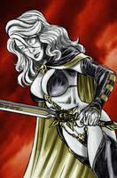DSC - Lady Death by dichiara