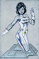 Phantom Girl by dichiara