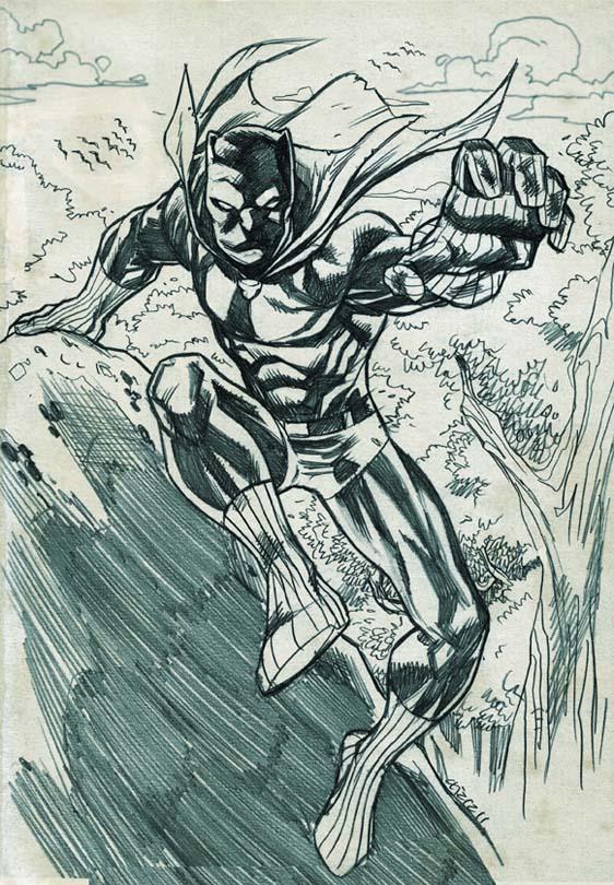 Black Panther by dichiara
