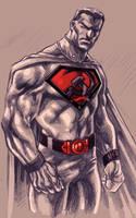 DSC - Superman Red Son by dichiara