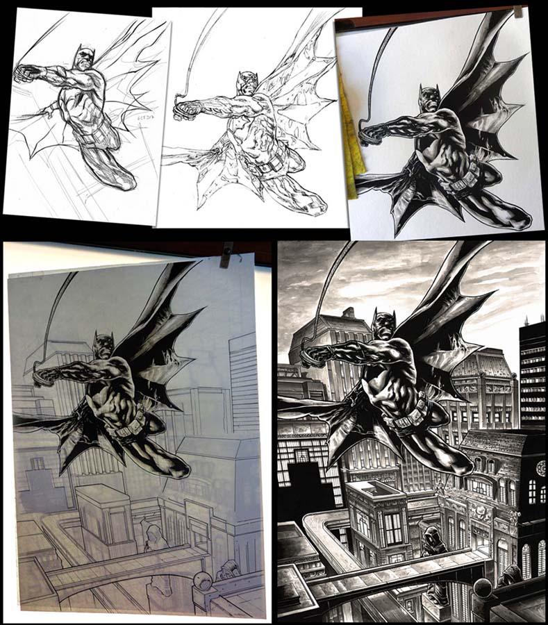 Batman Commission by dichiara