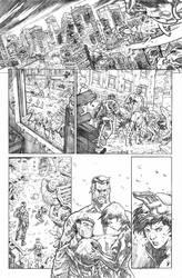 X-Men Page 01 by dichiara