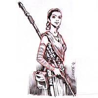 Rey by dichiara