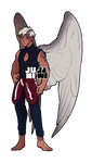 [Adopt] [one-off] Arkangel - [auction] [CLOSED]