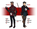 [ADOPT] The Beastling and The Wildling [CLOSED]