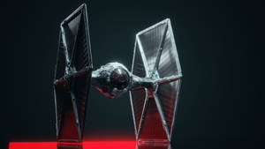 StarWars TIE Fighter by wanoco4D