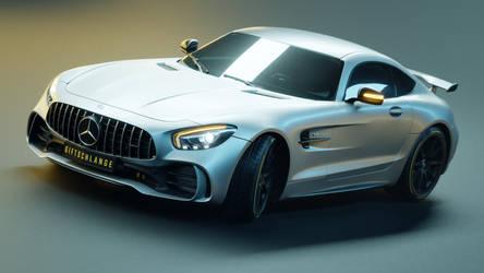Mercedes-AMG GT R exterior