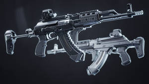 AK-47 of C-VA (with a video)
