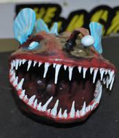 Devil Angler II by dementorrain