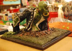 zombie by dementorrain