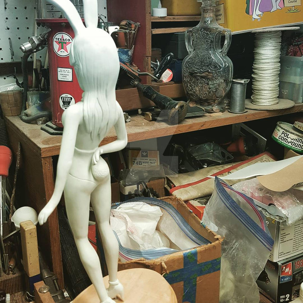 Original Sculpture by dementorrain