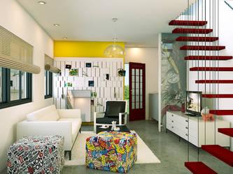 designers living room