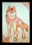 Gaelic Bloodwolf