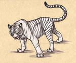Defiant Tigress Commission