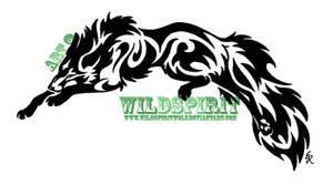 Tribal Leaping Fox Tattoo by WildSpiritWolf