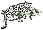 Jaguar And Ivy Tattoo