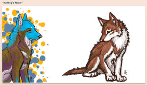 NutMeg And Tahlin - iScribble