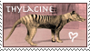 Thylacine Stamp by WildSpiritWolf