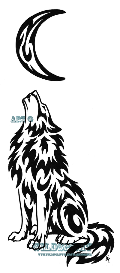Posted in Tribal Tattoo Design, Tribal Tattoo wolf, tribal tattoos by tattoo
