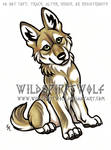 Copic Wolf Cub Logo