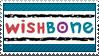 Wishbone Logo Stamp by WildSpiritWolf