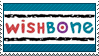 Wishbone Logo Stamp
