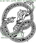 Thor + Midgard Serpent Tattoo