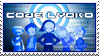 Code Lyoko Stamp by WildSpiritWolf