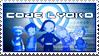 Code Lyoko Stamp
