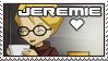 Code Lyoko - Jeremie Stamp by WildSpiritWolf