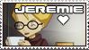 Code Lyoko - Jeremie Stamp by WildSpiritWolf