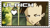 Code Lyoko - Ulrich Stamp by WildSpiritWolf