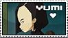 Code Lyoko - Yumi Stamp by WildSpiritWolf