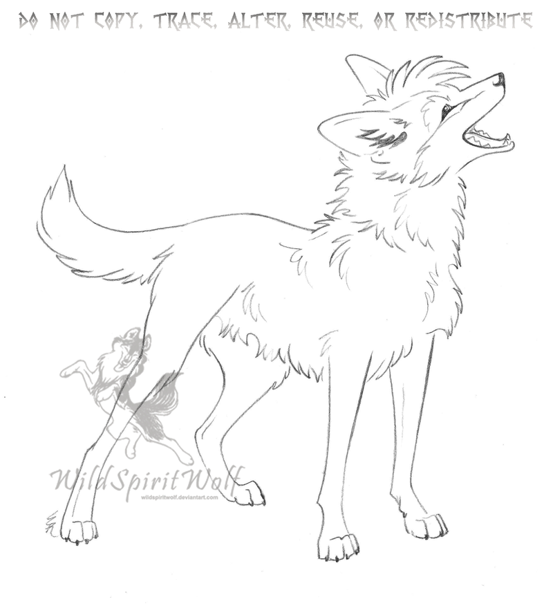 Fox Furry Base Coloring Coloring Pages