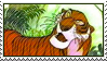 Jungle Book Shere Khan Stamp by WildSpiritWolf