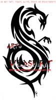 Slipknot Phoenix Tribal Tattoo