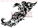 Rooster Pig And Rabbit Tattoo
