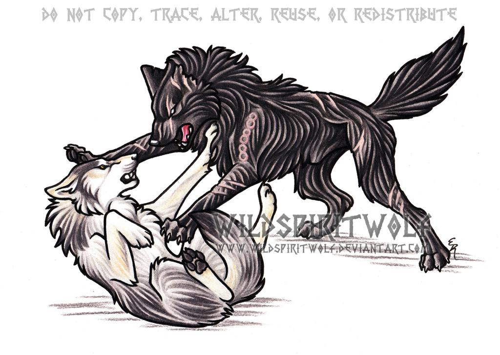 Triple Eight Wolf Figh...