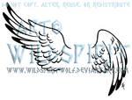 Hermes Wing Set Tattoo