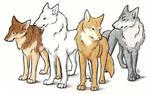 Wolf's Rain Characters