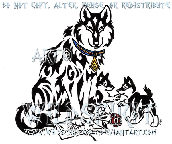 wolf zodiac sign