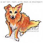 Lexi Pet Portrait Commission