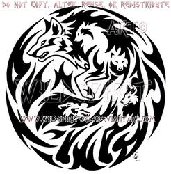 96ff3c2703122 WildSpiritWolf 410 10 Emotion Wolf Flame Medallion Design by WildSpiritWolf