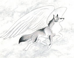 Cloud Skimmer by WildSpiritWolf