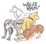 Wolf's Rain Strikes Again
