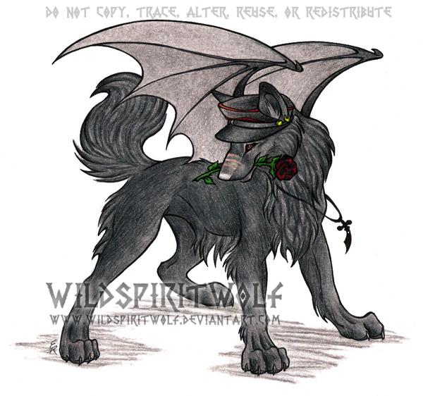 Gypsy Moon Commission by WildSpiritWolf