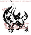 Born Of Fire Tribal Design Commission