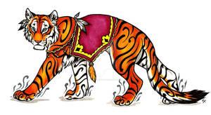 Magic Tiger Copic Play