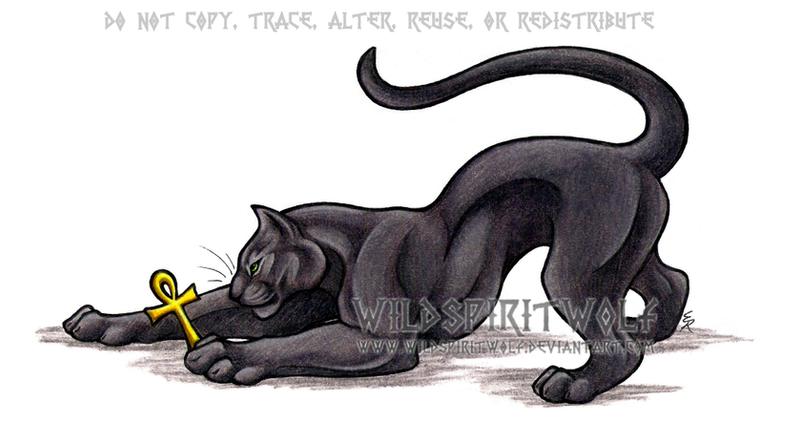 crawling panther tattoo